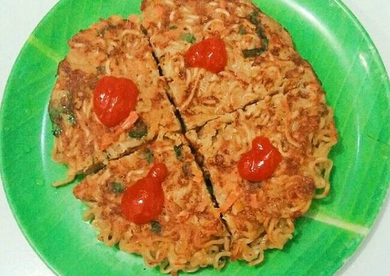 Resep Rahasia Omelet Mie Telur Sayur Simple Resep Telur Sayuran