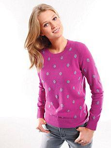 cashmere - Reizender Pullover aus reinem Kaschmir