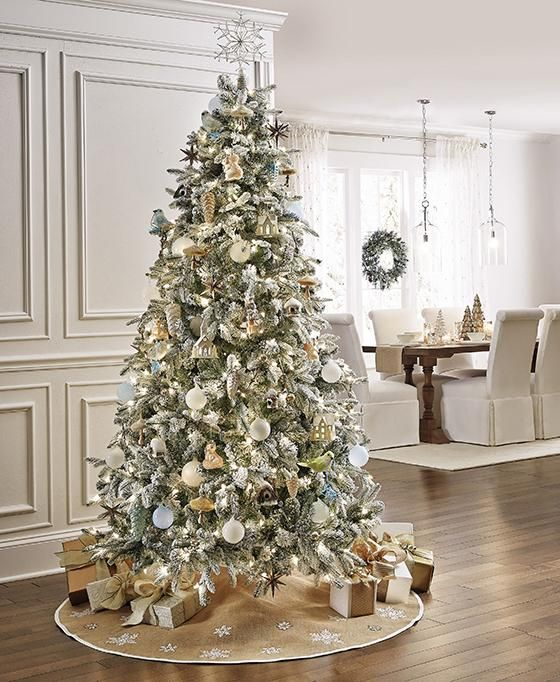 martha stewart living 75 ft prelit pine christmas tree 69 reg 200 - Martha Stewart 75 Foot Christmas Trees
