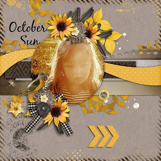 "Created with ""October Eve Page in a Pocket"" mini and template set by Studio4 Designworks, Digital Scrapbooking Studio, #thestudio, #DSS; https://www.digitalscrapbookingstudio.com/personal-use/kits/october-eve-page-in-a-pocket/"