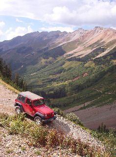 ~ Ophir Pass, near Ouray ~