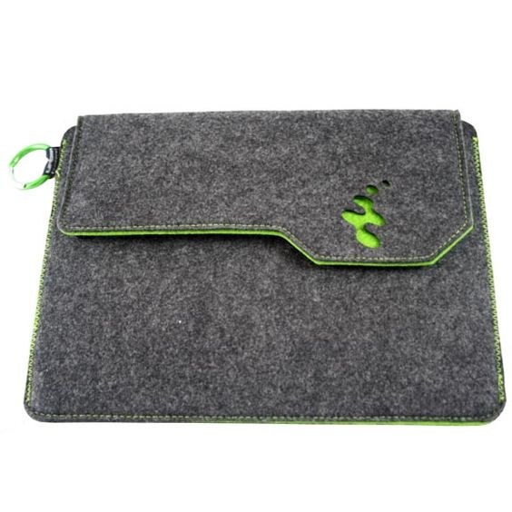 #Personalised Felt iPad #Wallets suitable for all iPad models and all Tablet PCs of similar size. From £3.20.