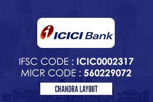 Icici Bank Chandra Layout Ifsc Code Icici Bank Coding Personal Loans