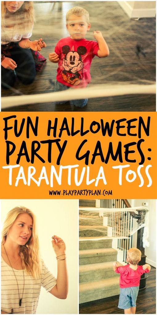 10 fun Halloween party games that are perfect for kids, for teens - kid halloween party ideas