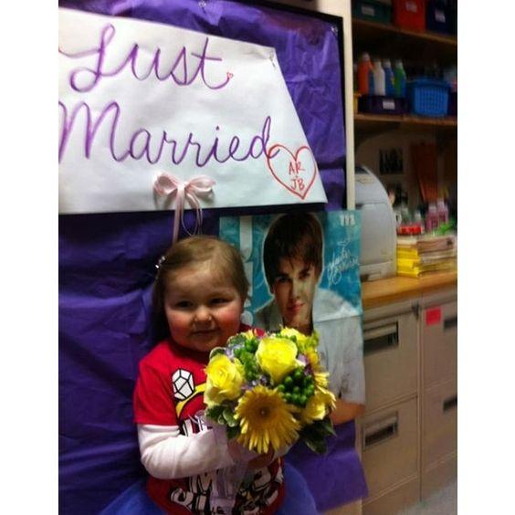 Justin Bieber machte zum Valentinstag einen krankes Mädchen glücklich ❤ liked on Polyvore