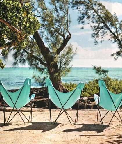 must find these aquamarine chairs
