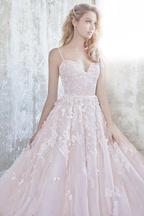 Blush Wedding Dress For Sale Off 70 Buy