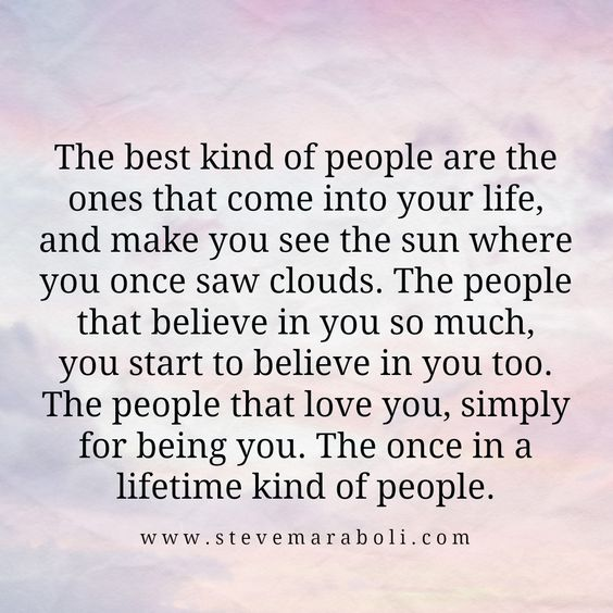 The best kind of people <3