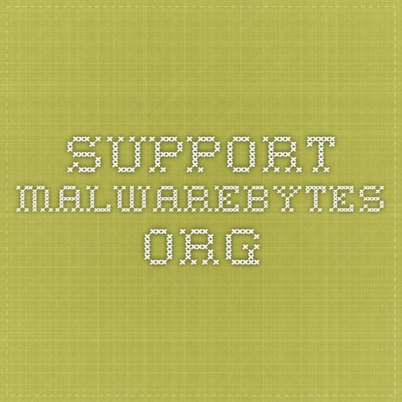 support.malwarebytes.org