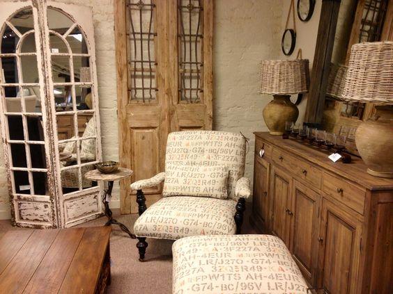 Alphabet Chair @ OP Jenkins Furniture and Design