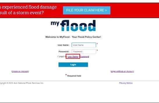 My Flood Insurance Login Myflood Com Flood Policy Center Login