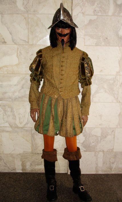 Don Quijote 2095 - Kostümverleih Breuer in München