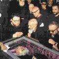 Obsèques du Padre Pio