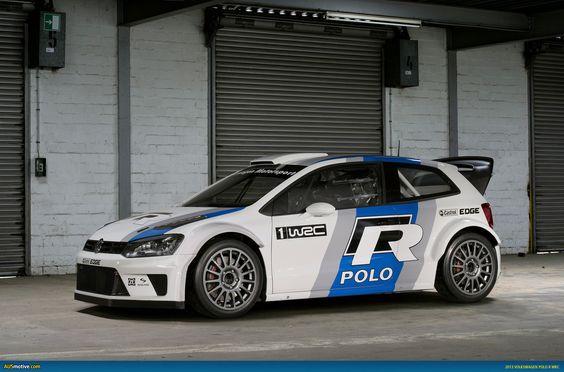 VW Polo R WRC... yeah... I like rally cars.