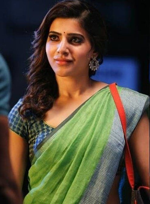 World Cinema Gallery Worldcinema1000 Twitter Samantha In Saree Samantha Photos Samantha Images