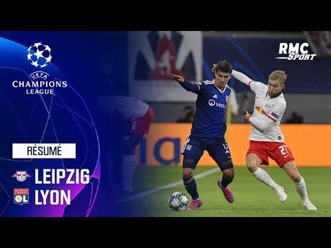 Resume Leipzig 0 2 Lyon Ligue Des Champions J2 Youtube Ligue Des Champions Sport