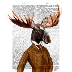 LAMINA OLD DEER 20X25.5   Mimub.com
