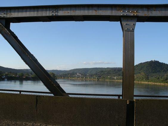 Ponte Férrea, União da Vitória/PR