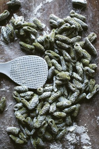 How to use everyday tools to make fresh pasta!