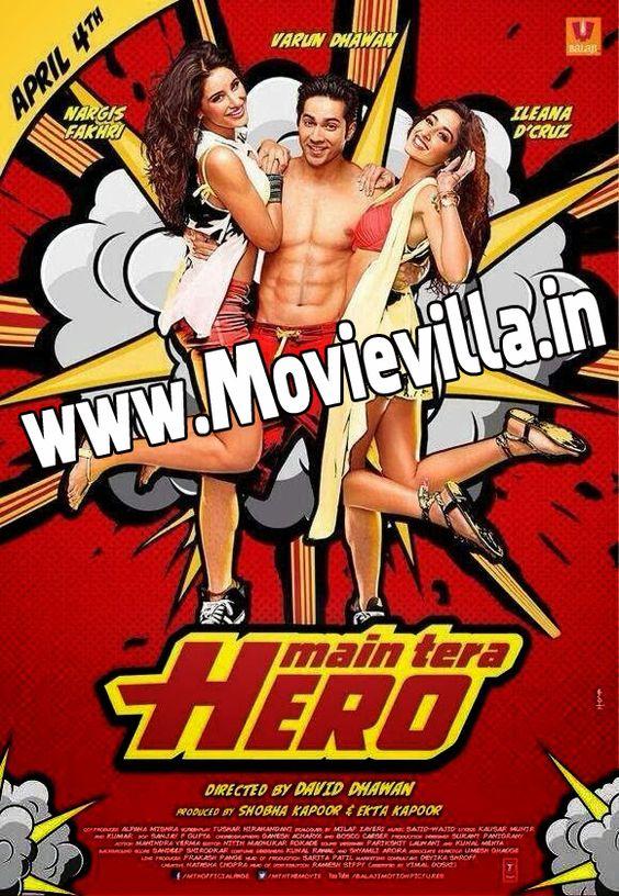 Movies Home Free Download : Main Tera Hero (2014)