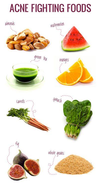 食物美容,远离肌肤衰老