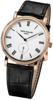Patek Philippe Calatrava 5119r-001 18kt Rose Gold Watch