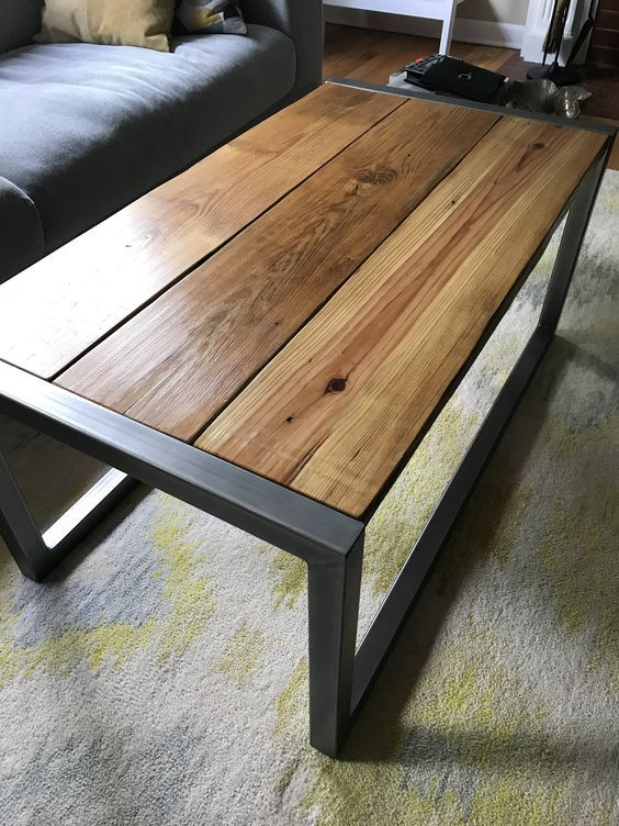 20 Special Industrial Table Ideas 15 In 2020 Rustic Wood