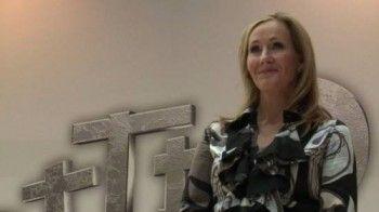 """TV-News: Neuer Roman von """"Harry Potter""""-Autorin J.K. Rowling dient als Vorlage für neue TV-Serie"""