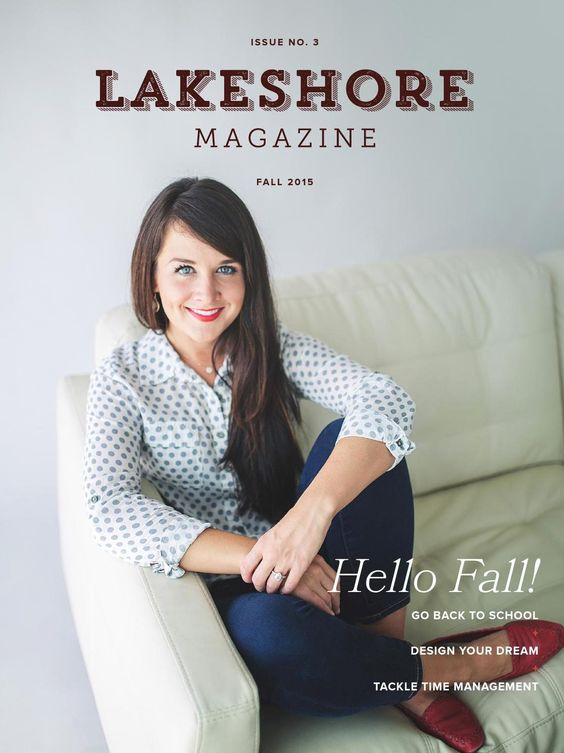 Lakeshore Magazine Fall 2015 - Issue 3: