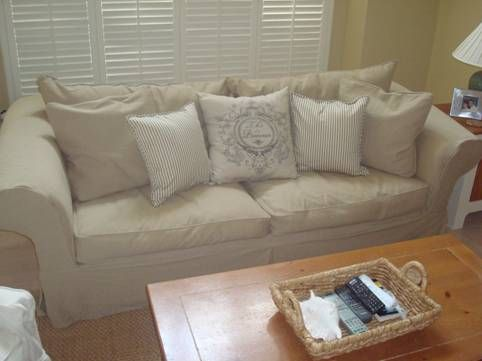 Chesterfield Sofa Addison T Cushion Sofa Slip Cover Furniture Stuff Pinterest Living rooms and Room