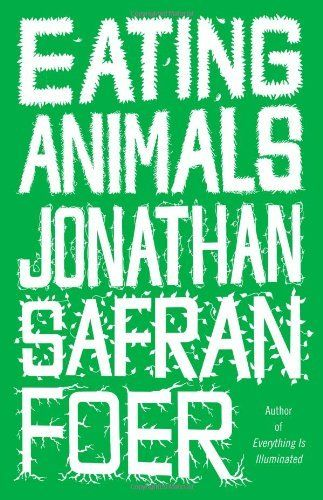 Eating Animals by Jonathan Safran Foer. This book looks at Factory farming and how the meat you eat suffers unimaginable horrors before coming to your table.