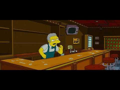 The Simpsons Movie Best Scene David Silverman Moe Szyslak Youtube In 2020 The Simpsons Movie The Simpsons Good Movies