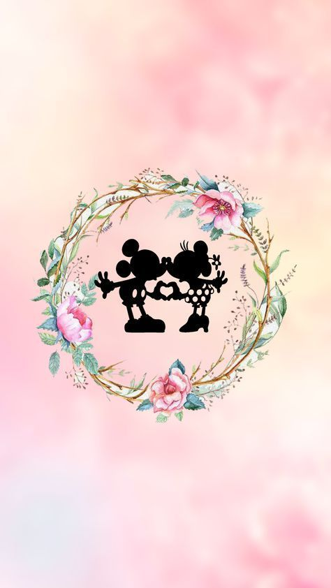 50 Free Cute Valentine S Day Iphone Wallpapers Valentines Wallpaper Iphone Wallpaper Iphone Disney Mickey Mouse Wallpaper