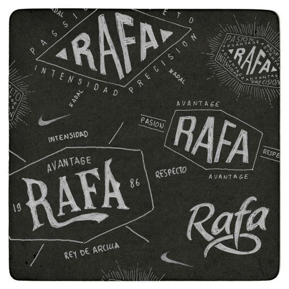 Advantage Rafa by BMD , via Behance