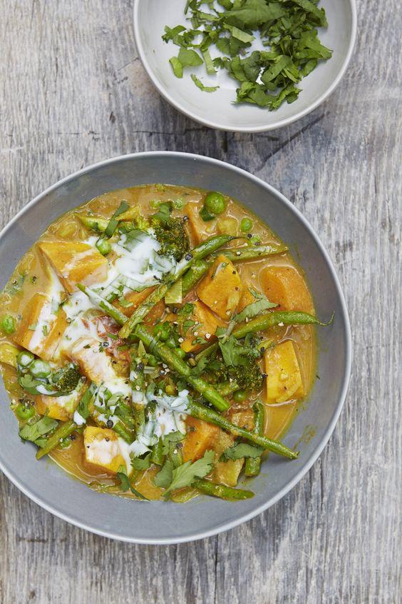Turmeric Masala Curry