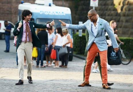 Pitti Uomo 2012 DOs and DON'Ts — Gentleman's Gazette