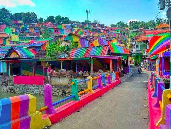 """Wisata """"Gamcheon Village"""" Rasa Lokal, Mirip Sama di Korea"""