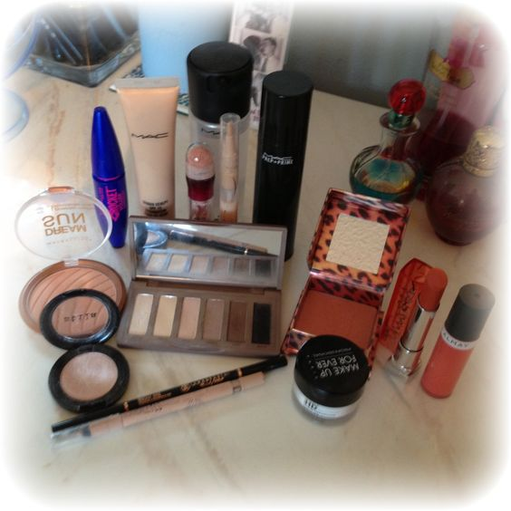 ♡Makeup of the Day♡ M•A•C, Stila, Urban Decay, Maybelline, Makeup Forever, Benefit, Anastasia, Rimmel, Almay ......♡♡