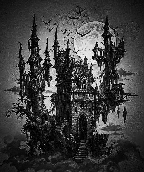 gothic castle 3 by - photo #38