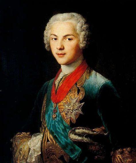 Le dauphin Louis (1729-65), fils de Louis XV, père de Louis XVI, Louis XVIII, et Charles X, par François-Hubert Drouais (Madrid, Prado)   Louis Ferdinand de France, dauphin de...