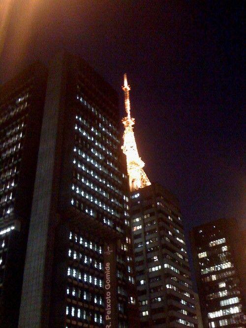 São Paulo,avenida Paulista coração desta cidade.