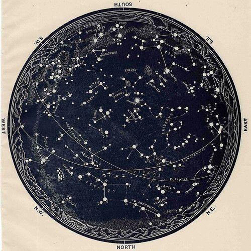 stars #map