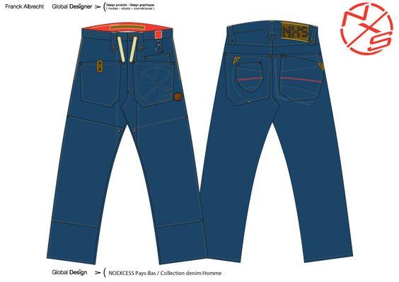 Fashion Line - Graphic & Design NO XS