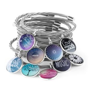 Charms — Wear Your Music