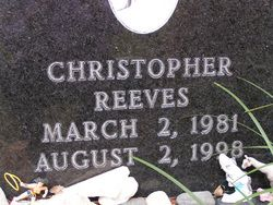 christopher reeve gravesite   Christopher Reeves Kansas ...