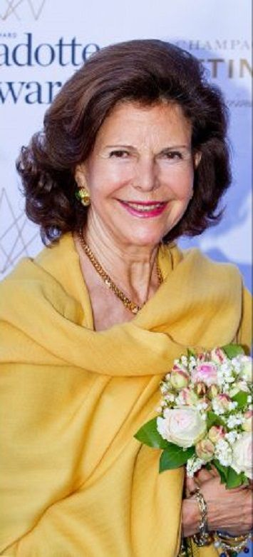 Sweden Queen Silvia at the Marianne  Sigvard Bernadotte Art Awards in Sweden, 02.06.2014
