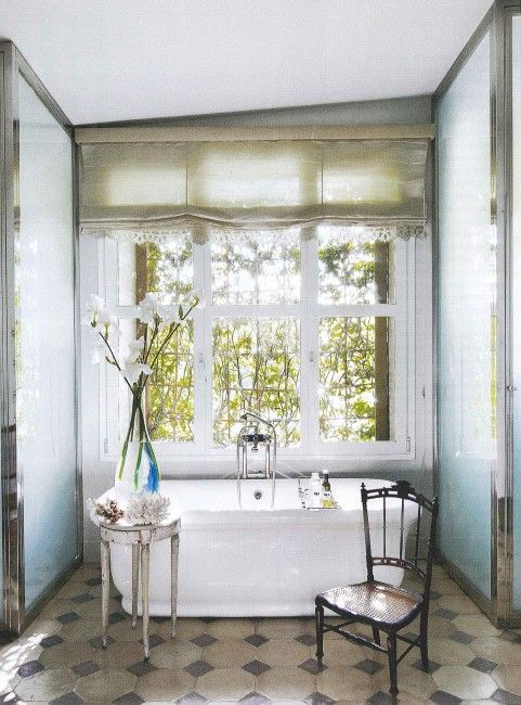 Love the tub and window