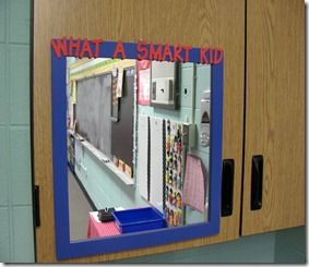 mirrors in the classroom