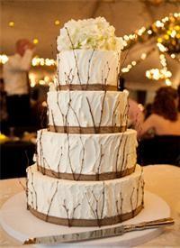 rustic cakes for weddings   Boise Idaho Wedding Cakes by Greg Marsh Designer Cakes