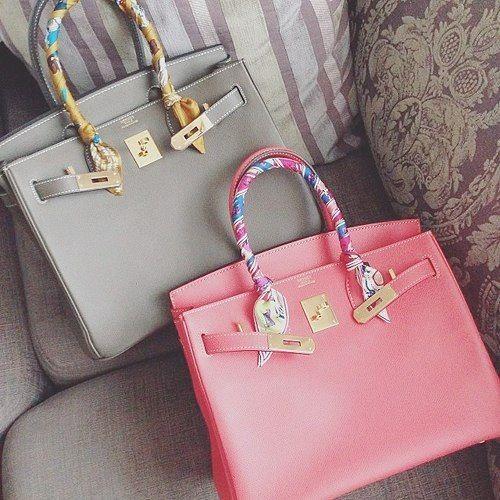 pursevalley replica - H��RMES birkin light pink and grey bags | Bags | Pinterest | Grey ...